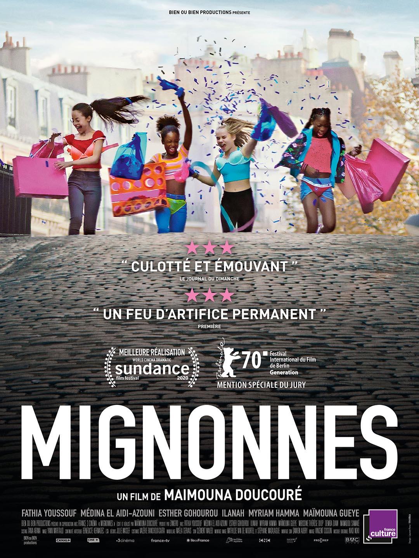 """""""Mignonnes"""", de Maïmouna Doucouré, 1h35, sort le 19 août en France."""