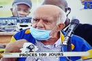 Samih Jammal, lors du procès des 100 jours.
