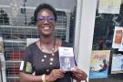 La militante ivoirienne Pulchérie Gbalet