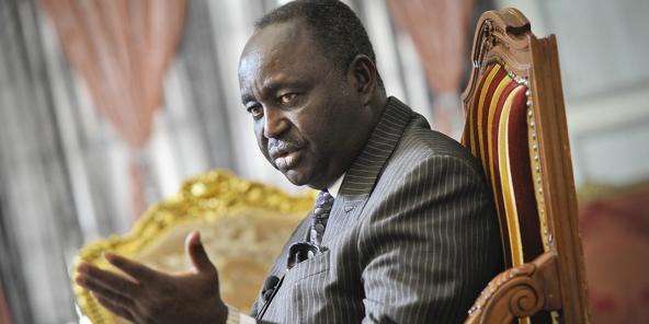 L'ancien chef de l'État centrafricain François Bozizé.