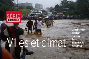 Série Villes et climat.