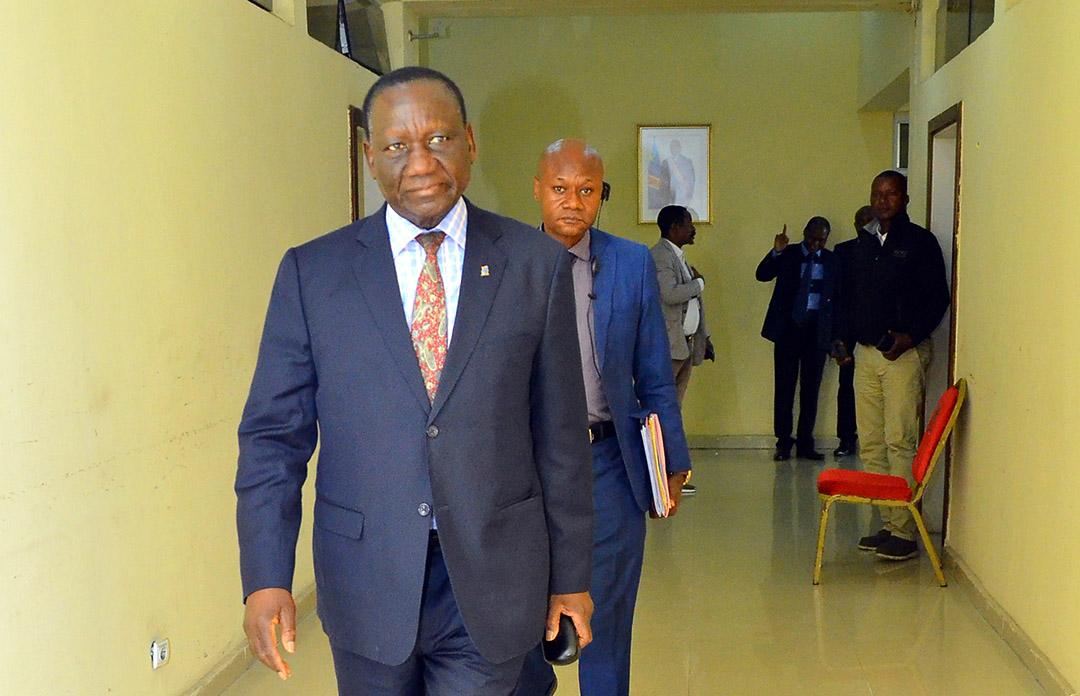 Sylvestre Ilunga, le Premier ministre congolais.