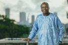 Albert Mabri Toikeusse est président de l'Union pour la démocratie et la paix en Côte d'Ivoire (UDPCI).