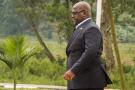 Félix Tshisekedi, à Kampala le 22 février 2020.