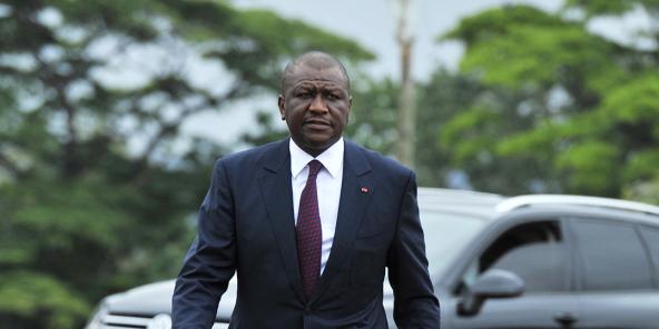 Hamed Bakayoko, Premier ministre de Côte d'Ivoire.