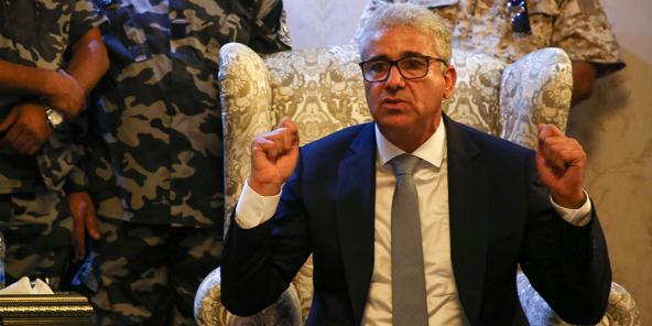 A l'issue d'une réunion du Conseil présidentiel, vendredi 28 août, le ministre de l'Intérieur Fathi Bachagha a été