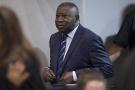 Laurent Gbagbo, à la Cour pénale internationale, en janvier 2019.