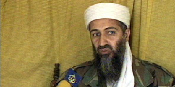 Oussama Ben Laden, à Kaboul, en décembre 1998.