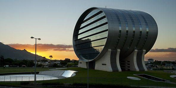 Siège de Mauritius Commercial Bank