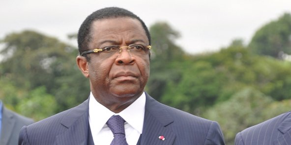 Edgar Alain Mebe Ngo'o, ancien ministre camerounais de la Défense.