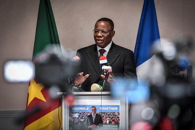 "Cameroun : comment Maurice Kamto prépare sa manifestation "" anti-Biya """