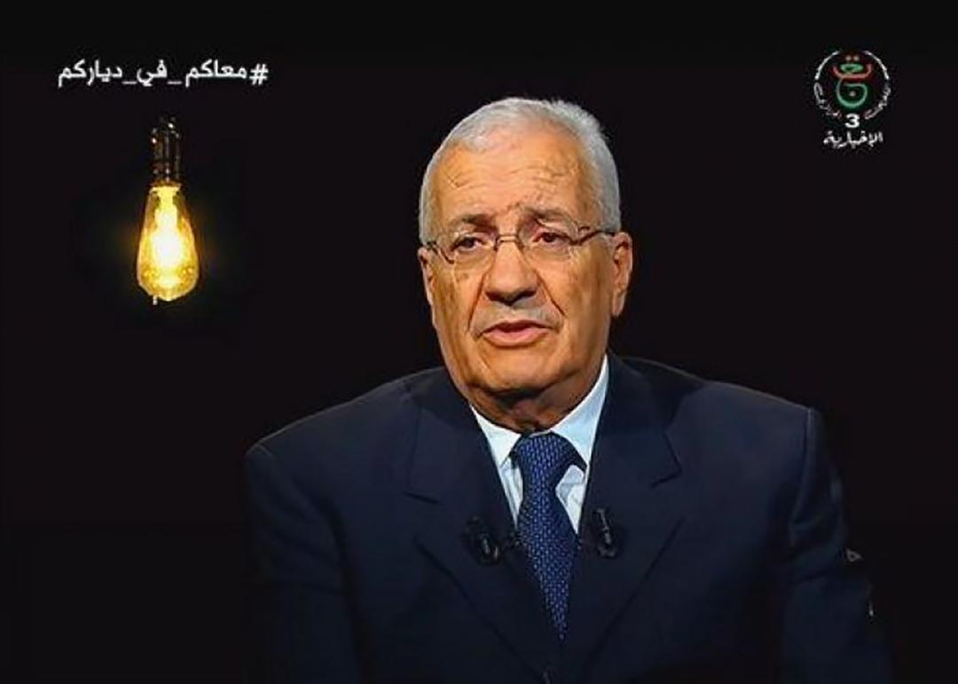 Mohand Oussaïd Belaïd, conseiller et porte-parole de la présidence