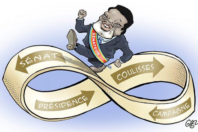 [Chronique] RDC : Joseph Kabila et la parabole sénatoriale