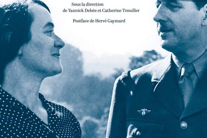 Couverture du livre « De Gaulle inattendu » (éditions Nouveau Monde, 2020).