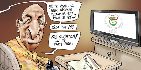 À la suite de la diffusion d'un documentaire sur le Hirak, la chaine française M6 est interdite en Algérie.