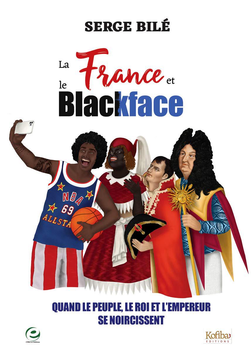 Couverture du livre de Serge Bilé.