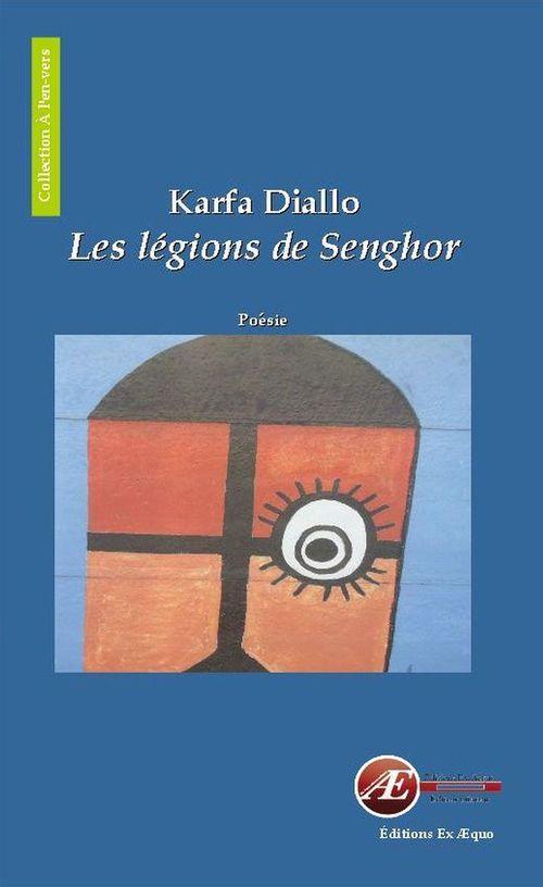 Karfa Diallo est né à Dakar et réside à Bordeaux.