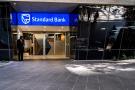 Siège de Standard Bank, à Johannesburg.