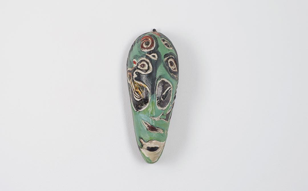 Les masques seront présentés du 6 au 13 octobre à la galerie Lebenson de Londres