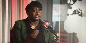 Fatoumata Ba, à RFI, le 2 octobre 2020.
