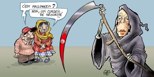En Tunisie, l'abolition de la peine de mort fait débat.