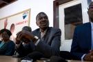 Mahamat Kamoun, candidat à la présidentielle du parti Be Afrika ti é Kwè