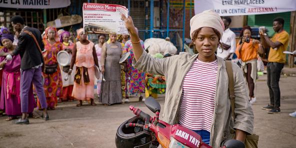 Série «Wara», disponible sur TV5 Monde Afrique