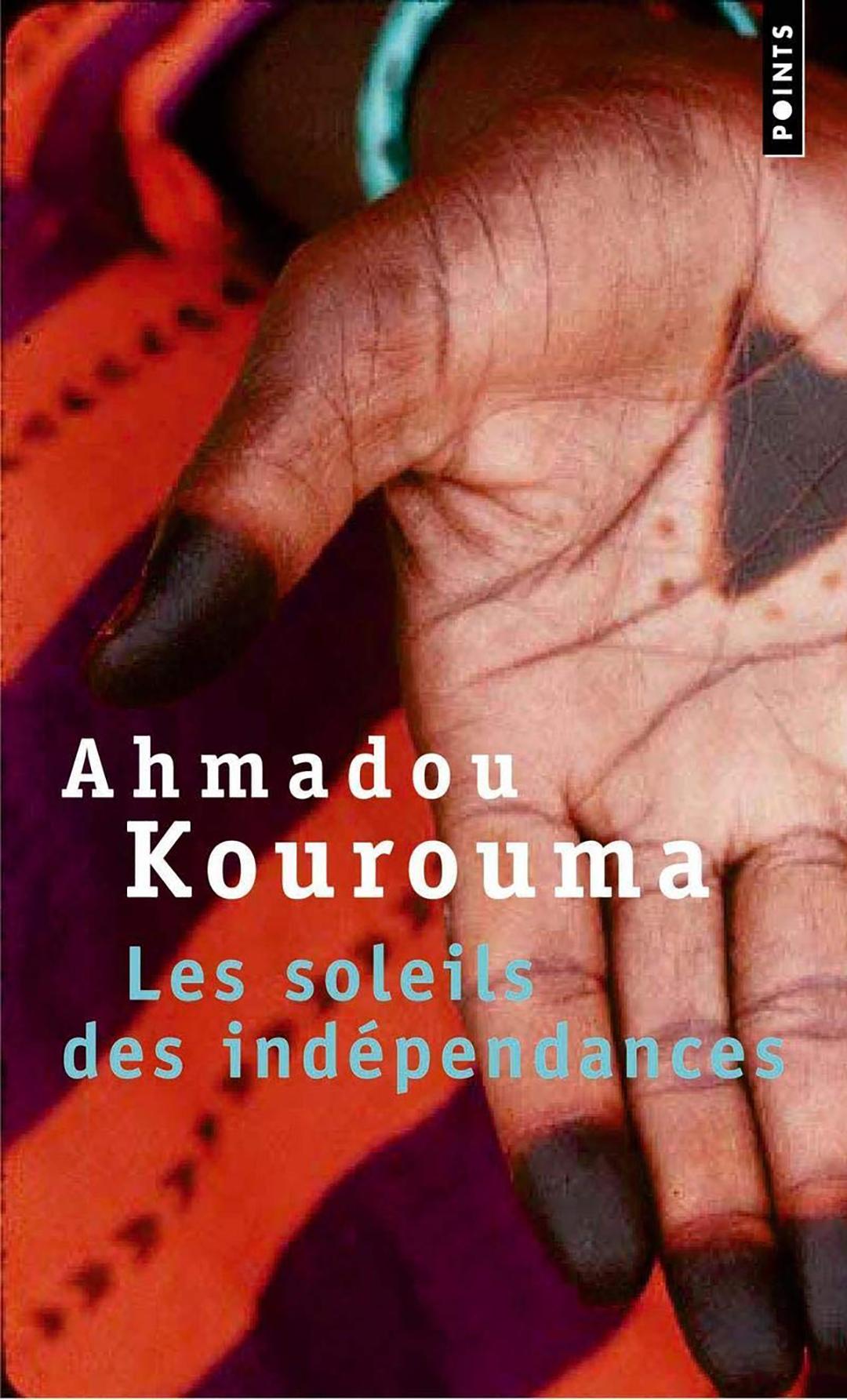 «Les Soleils des indépendances» est le premier roman d'Ahmadou Kourouma. D'abord édité aux Presses de l'Université de Montréal en 1968, il a ensuite été republié par les Éditions du Seuil en 1970.
