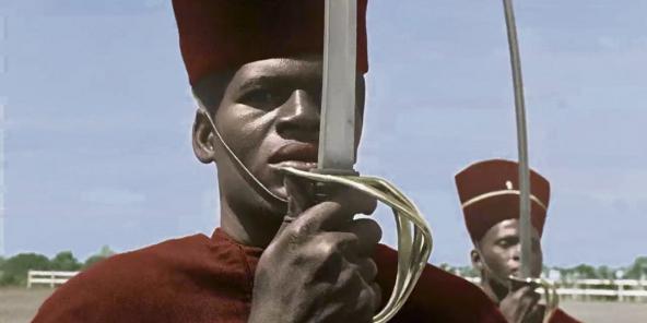 Des tirailleurs sénégalais dans le documentaire « Décolonisations, du sang et des larmes », de Pascal Blanchard et David Korn-Brzoza