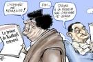 """Le """"trésor de Kadhafi"""" pisté jusqu'à Limoges."""