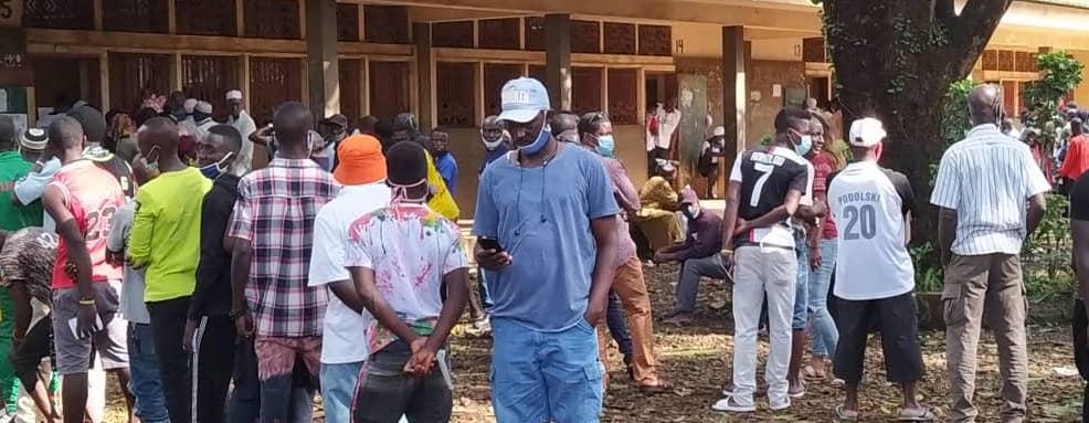 Les Guinéens sont appelés aux urnes pour le premier tour de la présidentielle, le 18 octobre 2020.