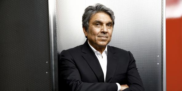 Abbas Jaber, le président d'Advens-Geocoton.