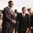 Le Premier ministre Patrice Lumumba et le président congolais Joseph Kasa-Vubu.