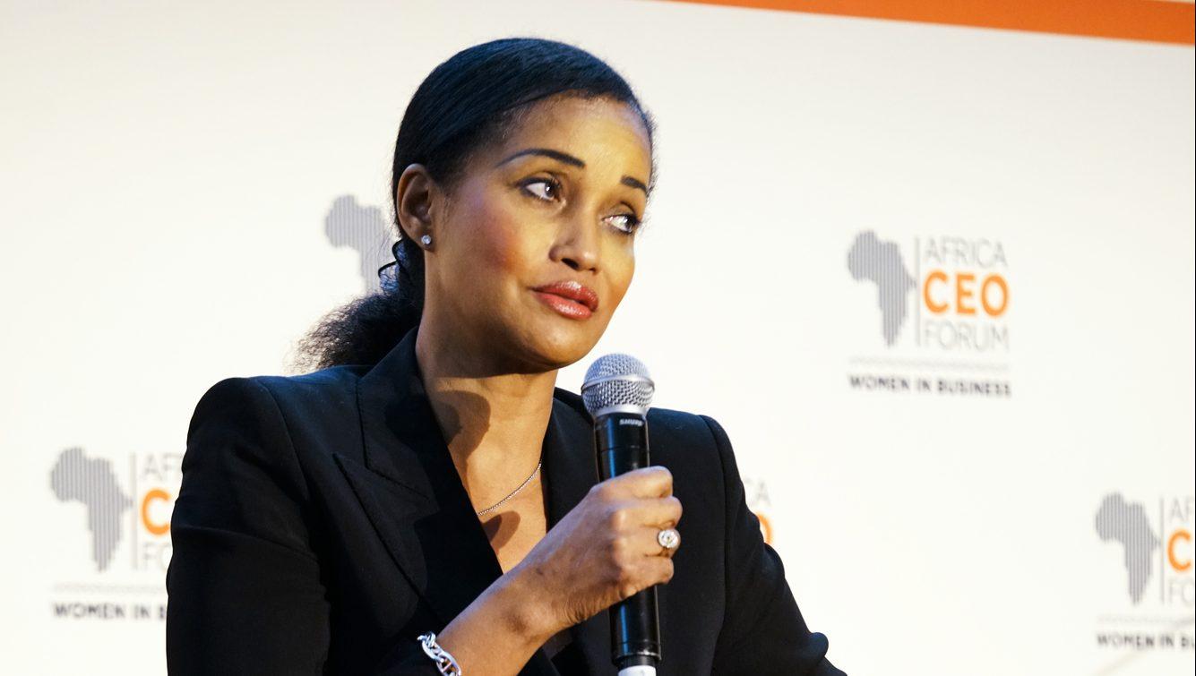 Martine Coffi-Studer (Cote d'Ivoire).