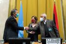 Les parties en conflit en Libye ont signé vendredi 23 octobre un cessez-le-feu national et permanent avec « effet immédiat », après cinq jours de discussions à Genève.