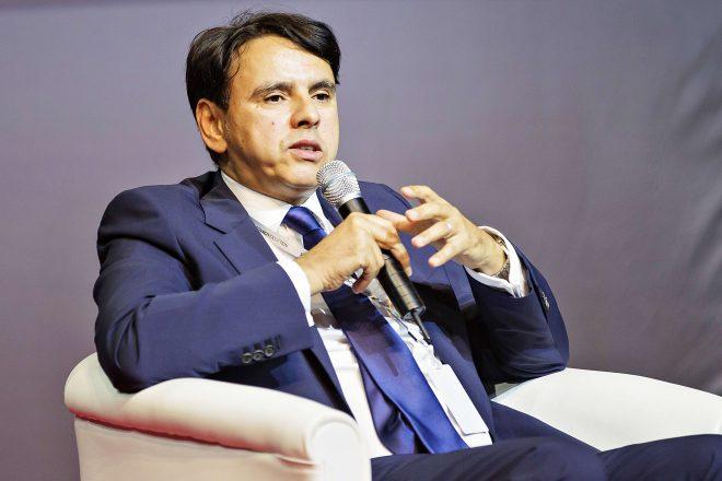Mourad Oulmi, CEO de Sovac Group, en juillet 2017.