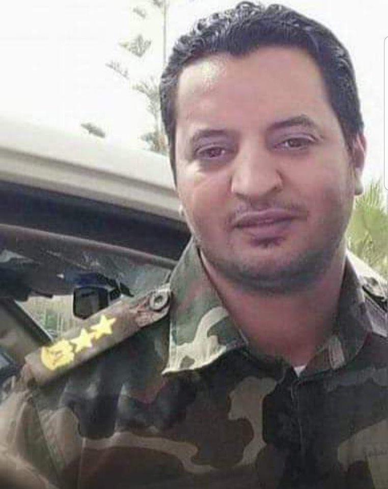 Khaled Haftar
