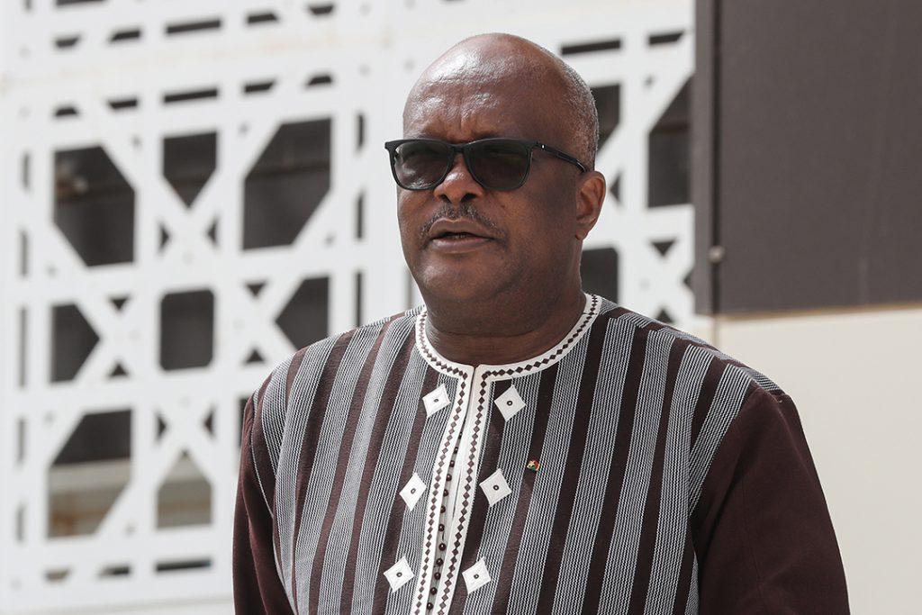Mahamadou Bonkoungou s'est progressivement rapproché de Roch Marc Christian Kaboré.