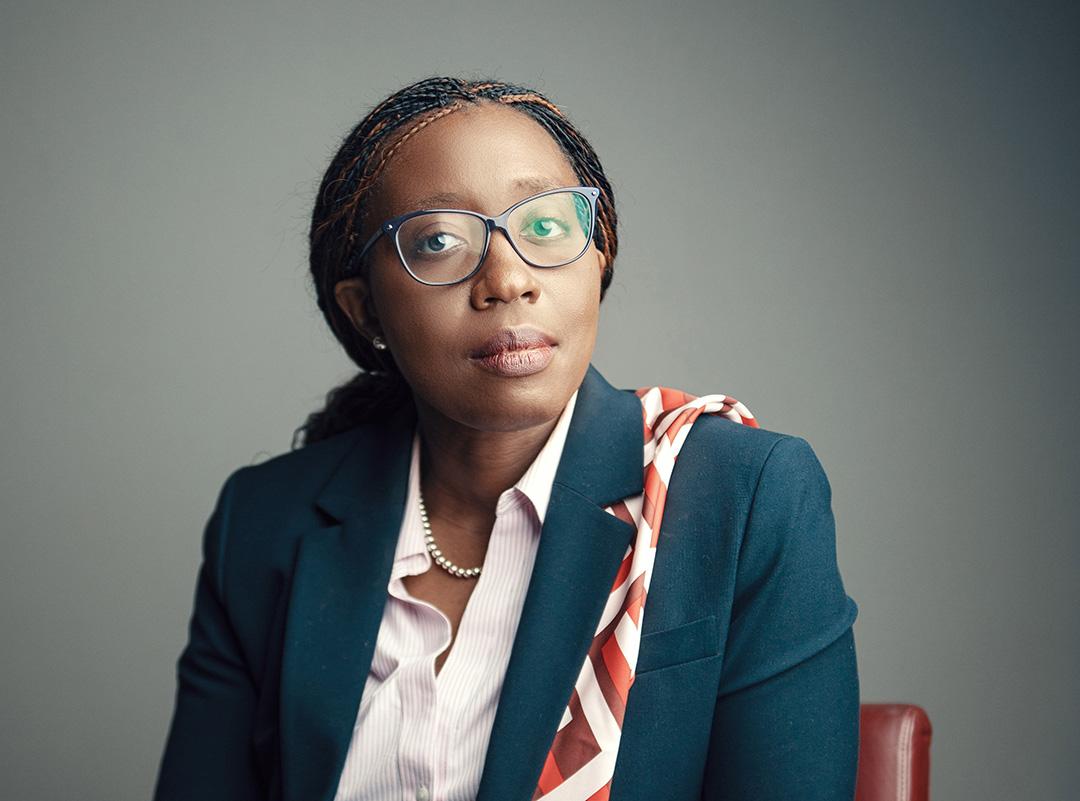 Vera Songwe (Cameroun), Secretaire executive de la Commission economique de l'ONU pour l'Afrique (CEA)