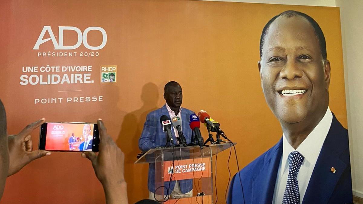Présidentielle en Côte d'Ivoire : retrouvez les temps forts de la journée d'élection  – Jeune Afrique