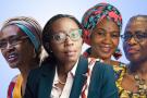 Winnie Byanyima,Vera Songwe,Phumzile Mlambo-Ngcuka,AntoinetteSayeh