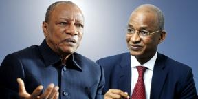 La présidentielle 2020 en Guinée a pris des allures de duel entre Alpha Condé et Cellou Dalein Diallo.