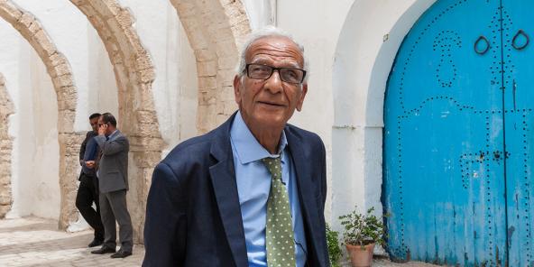 L'islamologue et philosophe tunisien Youssef Seddik.