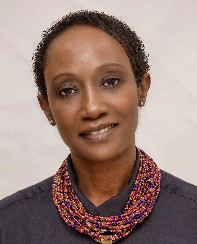 N'Goné Fall, la commissaire générale de la Saison Africa 2020