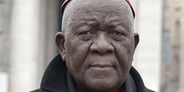 Le cardinal Christian Tumi, ici en 2018 au Vatican, a été enlevé jeudi 5 novembre 2020 par des séparatistes.