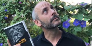 L'écrivain français Colin Niel