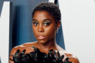 Lashana Lynch à la Vanity Fair Oscar Party 2020, à Beverly Hills, le 9 février.