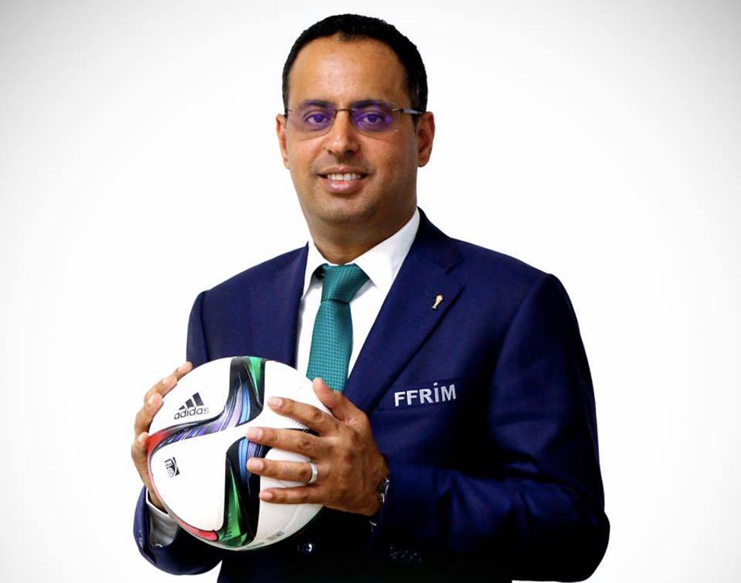 Le Mauritanien Ahmed Yahyaa annoncé sa candidature à la présidence de la CAF le 9 novembre 2020.
