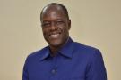 Gilbert Noël Ouédraogo, candidat à l'élection présidentielle du 22 novembre 2020 au Burkina Faso.