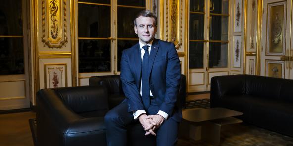 Exclusif – Emmanuel Macron : « Entre la France et l'Afrique, ce doit être  une histoire d'amour » – Jeune Afrique